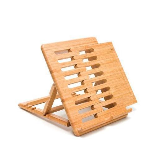 Bamboo Expandable Cntrtp Stand