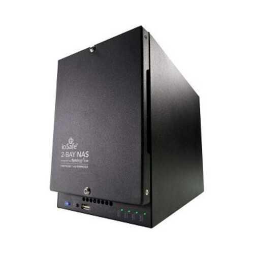 218 4TB 2TBX2 NAS HDD 1YR DRS