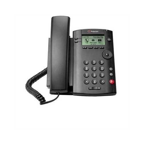 VVX 101 Desktop Phone NA
