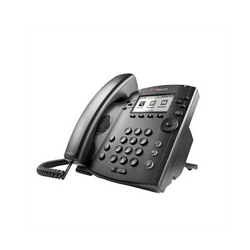 VVX 301 Desktop Phone NA