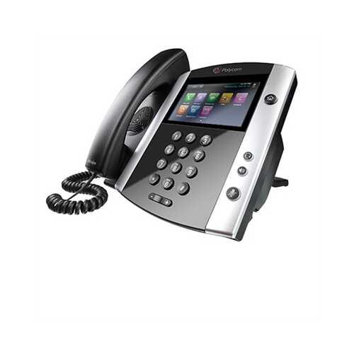 VVX 601 Desktop Phone NA
