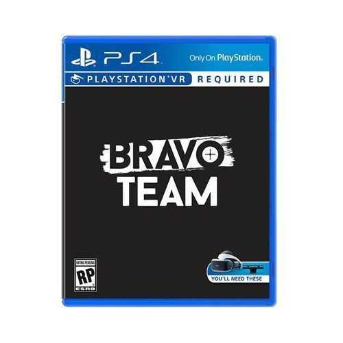 PSVR Bravo Team PS4