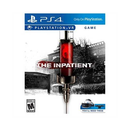 PSVR The Inpatient PS4