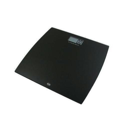 Digital Glass Scale Black