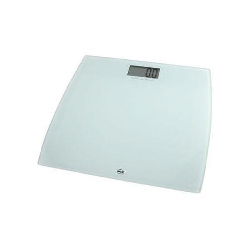 Digital Glass Scale White