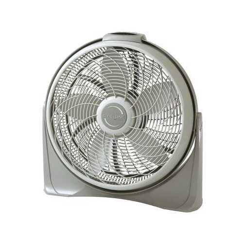 "20"" Cyclone Fan Gray"