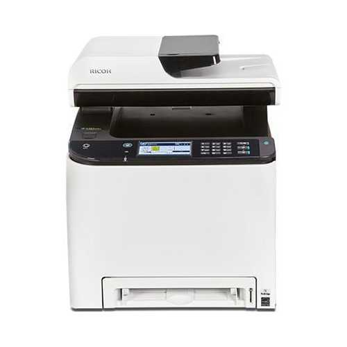 Sp C261sf Color Mfp Laserprint