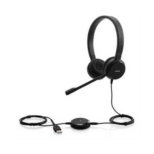 Lenovo VoIP Stereo 107 Headset