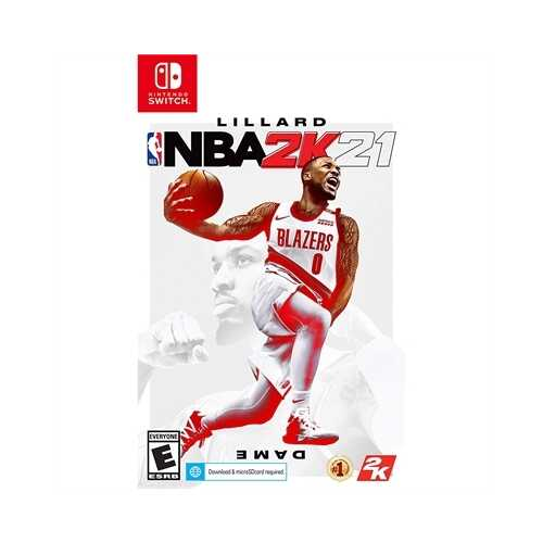 NBA 2K21 Standard Edition NSW