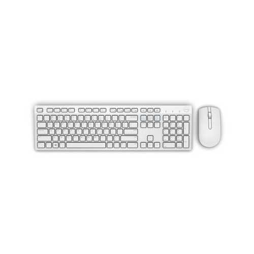 KM636 Wirels KB and Mouse Wht