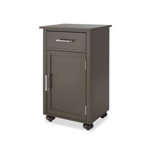 Sngl Door Storage Cabnt Chstnt