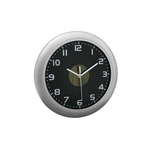 "Elc 12"" Solar Analg Wall Clock"