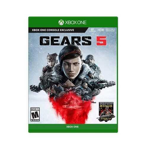 Gears of War 5 Standard ED XB1