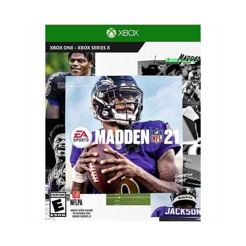 Madden NFL 21 XB1