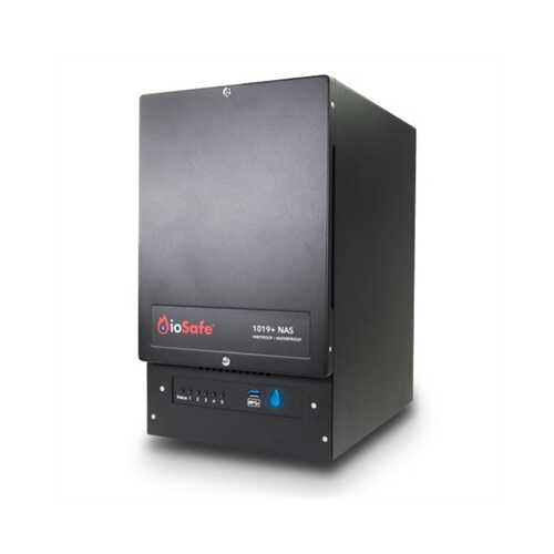 ioSafe 1019 Plus NAS Diskless
