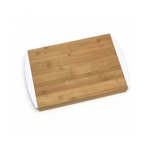 Cutting Board Bamboo With 2trays