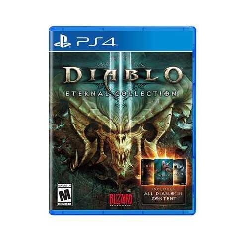 DIABLO III ETERNAL CLLCTN PS4