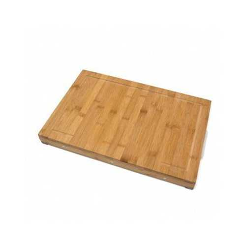 Bamboo Cutting Board w Sides