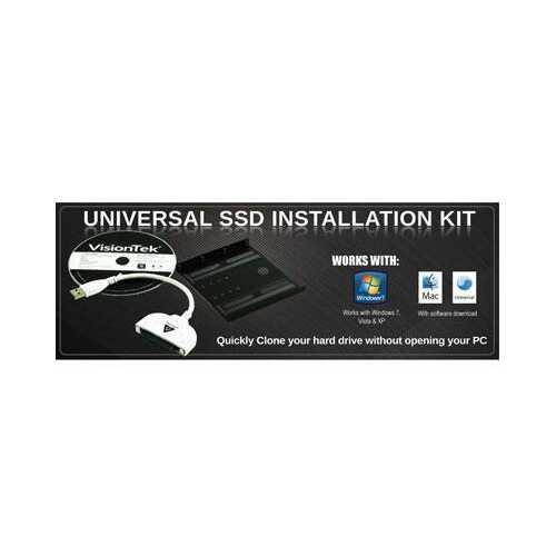 SSD Install & File Transfer Kt