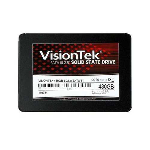 480GB VisionTek Pro 7mm SSD