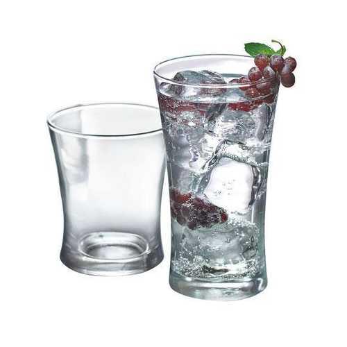 Linden Drinkware Set 16pc