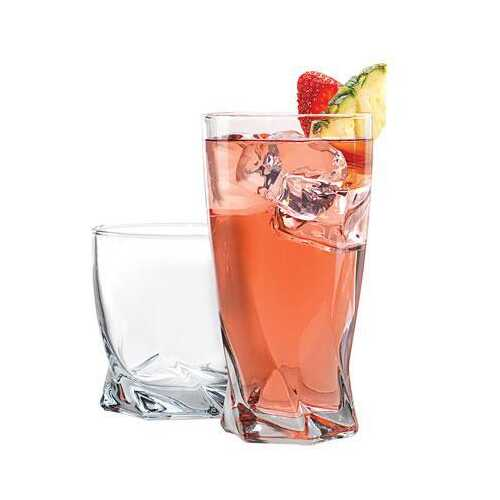Sybil Drinkware Set 16pc