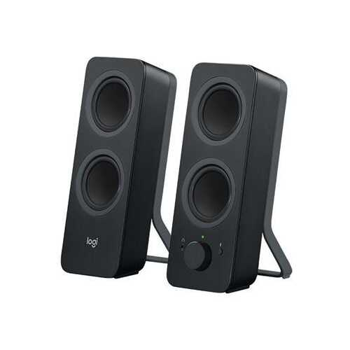 Z207 Bluetooth Speakers Black