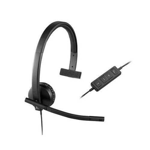 USB Headset H570e Mono