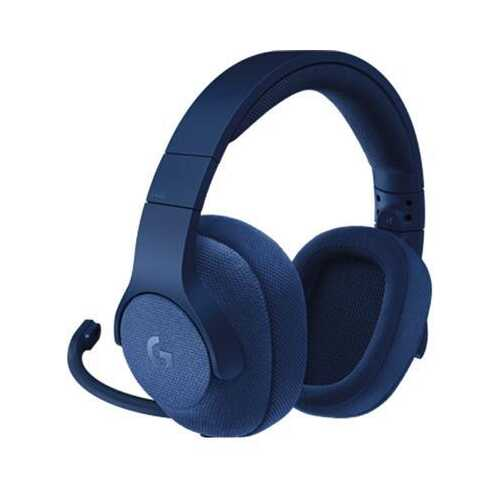 G433 7.1 Wired Gmng Hdst Blue