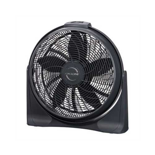 20 in. High Velocity Floor Fan