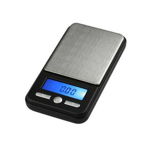 Compact Digital Pocket Scale
