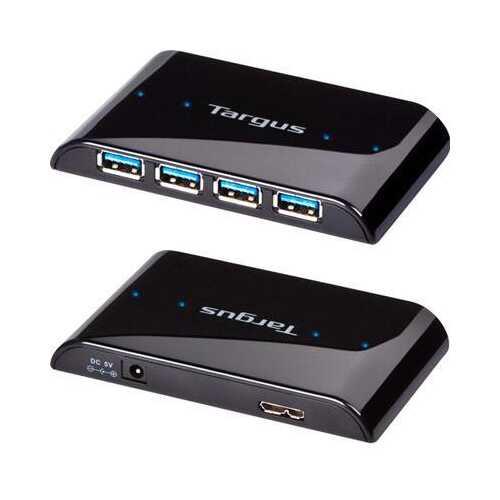 4 Port USB 3.0 SuperSpeed Hub