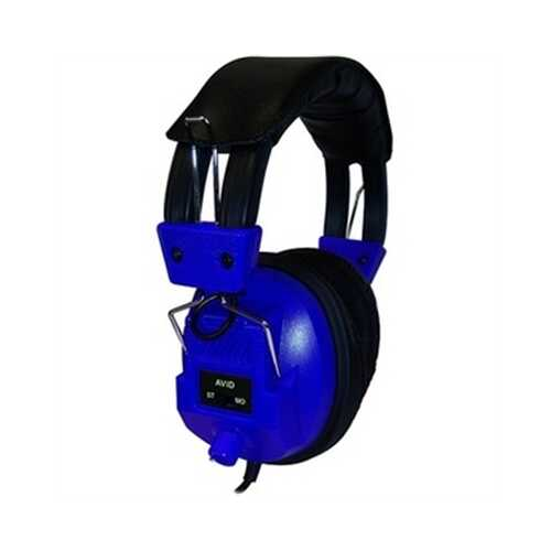 Lab Headphones Blue