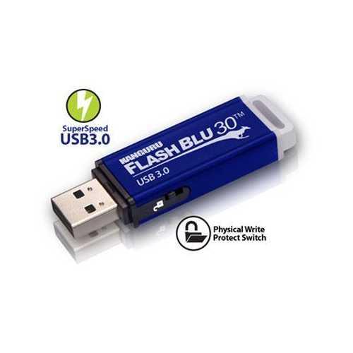 16GB FlashBlu30