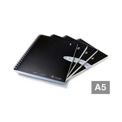 A5 Single Subject Notebooks