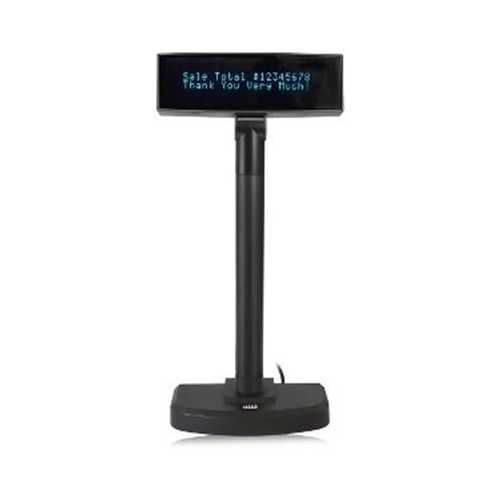 Fluorescent POS Pole Display