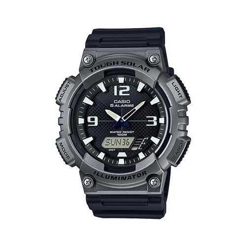 Gunmetal Ana Digi Watch