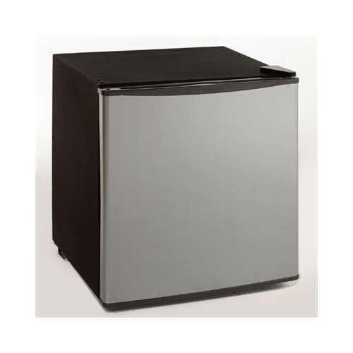 1.7CF Compact Refrigerator SS