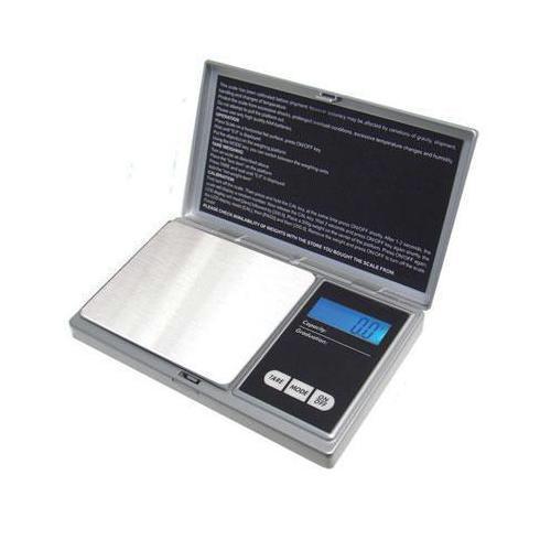 Digital Pocket Scale Silver