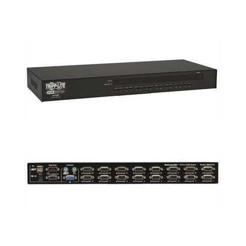 16 Port USB Ps2 Kvm Switch