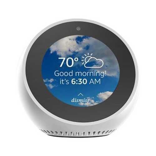 Amazon Echo Spot White