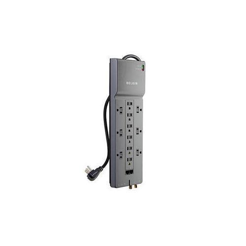 12 Outlet 4120J 10' Cord Surge