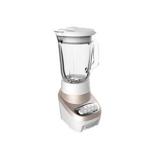 Bd Blender Glass Wht