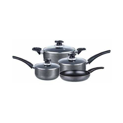 Aluminum Ns Cookware 7pc Set