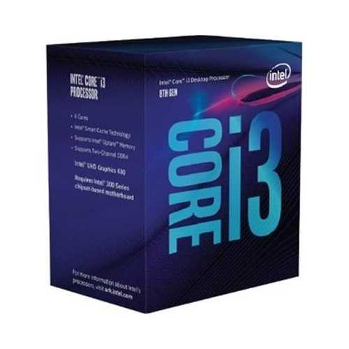 Core I3-8100 8th Gen Processor