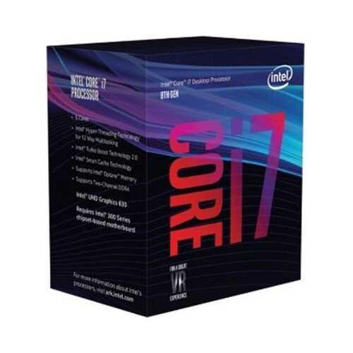 Core I7-8700 8th Gen Processor