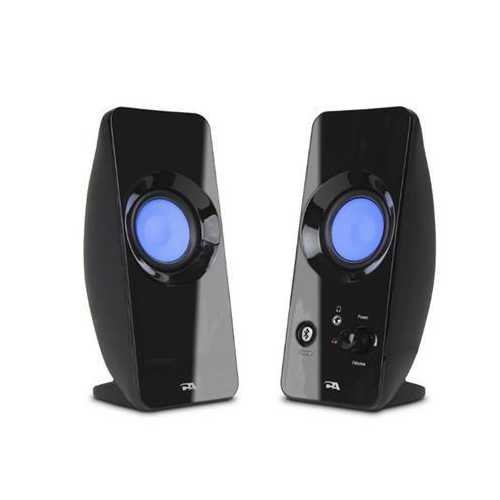 Bluetooth Powered 2.0 Speaker