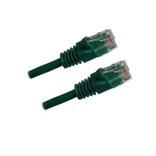 50' CAT6 UTP Cable Green