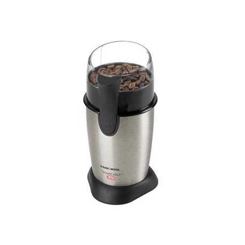 BD Coffee Bean Grinder SSBlk