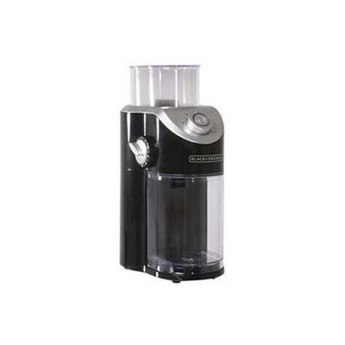 Bd Coffee Grinder Ss Silver Bl